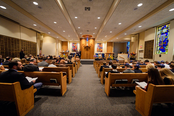 NNK - Spencer Torine's Bar Mitzvah - Ceremony - Channel Club (100 of 92)