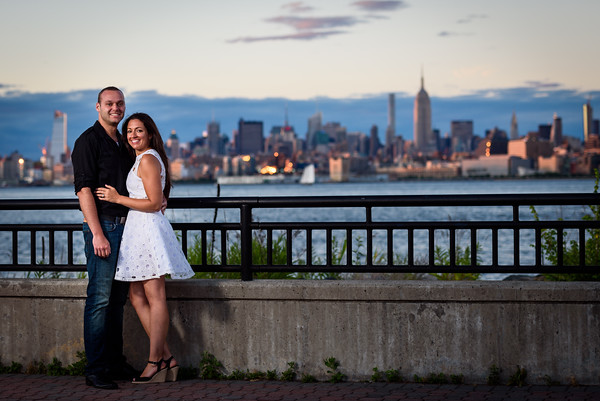 NNK-Stacie & Mike - Liberty State Park - Engagement Session-164