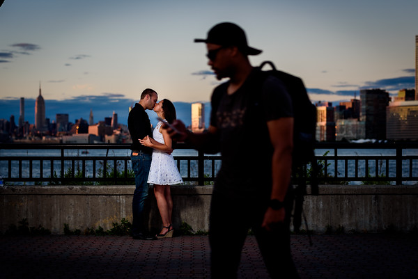 NNK-Stacie & Mike - Liberty State Park - Engagement Session-166