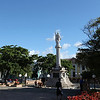 A statue in old San Juan.  We spent the first day there wandering around.  Very european looking, quaint.