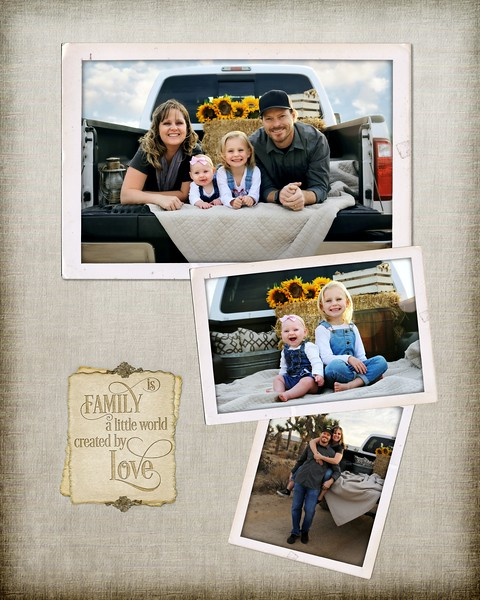 Vigil Family collage-8x10