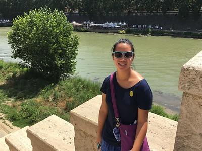 Looks like the River Tiber...
