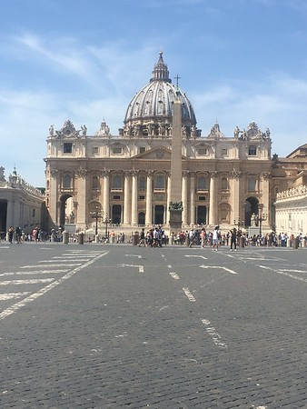 St. Peter's Square, as seen by Mart&Liv