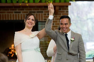 Wedding - Allison & David
