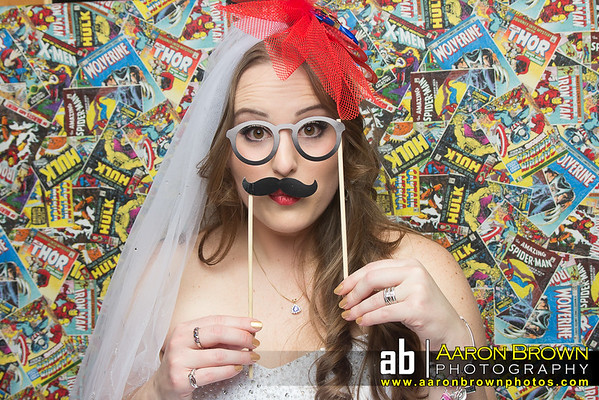 Photo Booth - Free Facebook Downloadables - Jenna & Jeremy