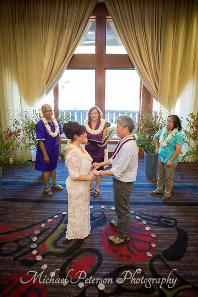 Stacey and Lisa Wedding 2014