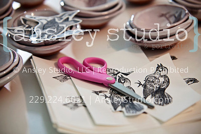 Julie Guyot: Ceramic Process