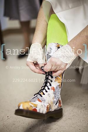 Alan & Brandie Staney Wedding