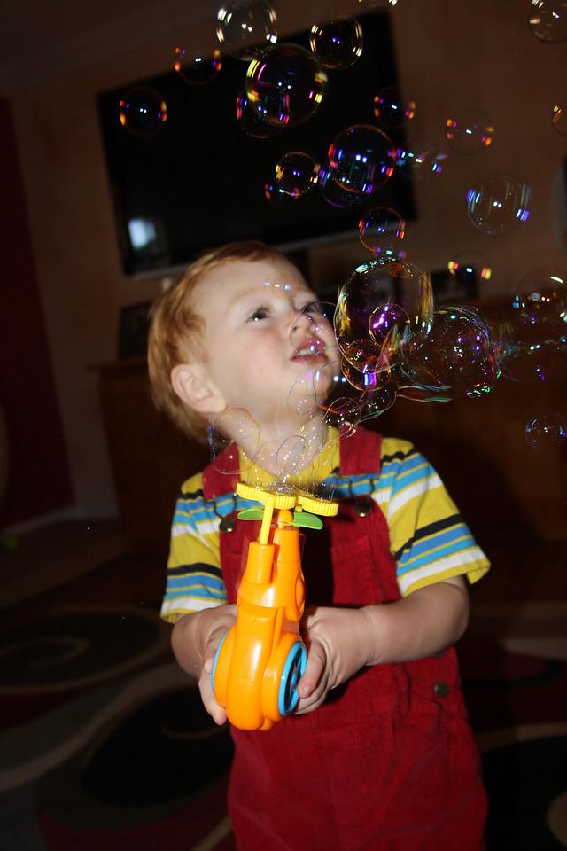 Bubble Machine Demo 2
