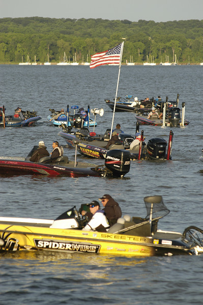 Nation's River Bass Tournament