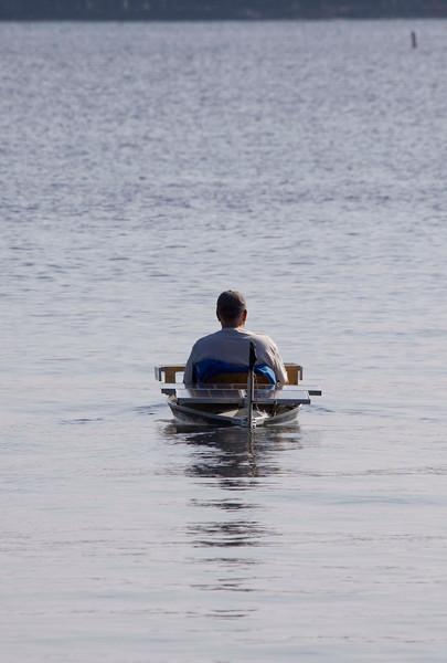 Wye Island Electric Boat Race 2011