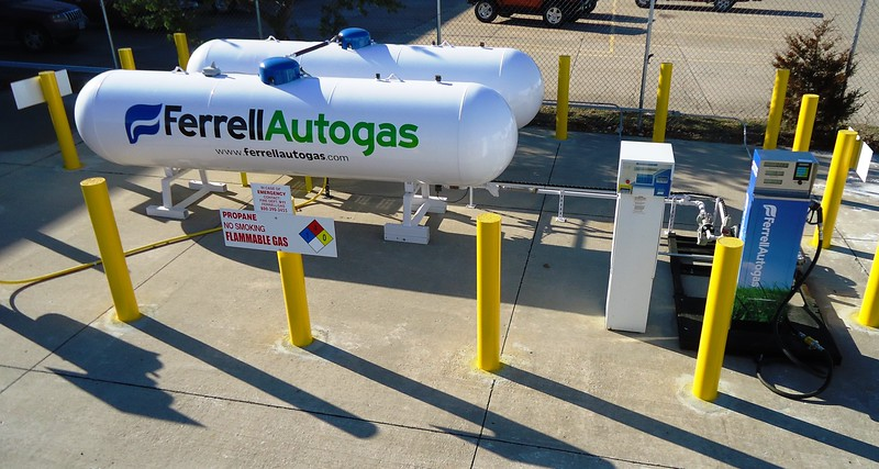 Propane autogas fueling infrastructure costs less than any other transportation energy source — conventional or alternative.
