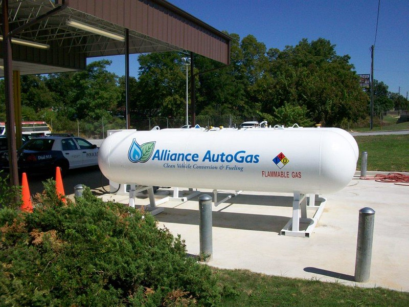Propane autogas is the leading alternative fuel in the United States and the third most commonly used vehicle fuel, following gasoline and diesel.