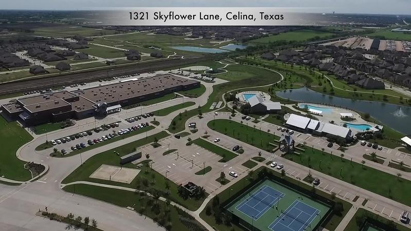 1321 Skyflower Lane, Celina, Texas