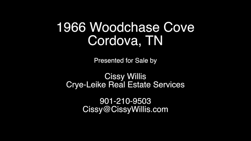 1966 Woodchase Cove, Cordova, TN