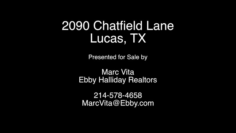 2090 Chatfield Lane, Lucas, Tx