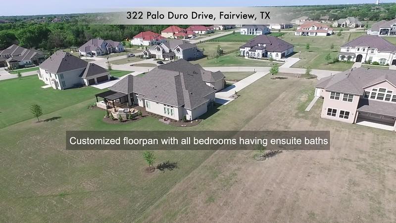 322 Palo Duro Drive, Fairview, Texas