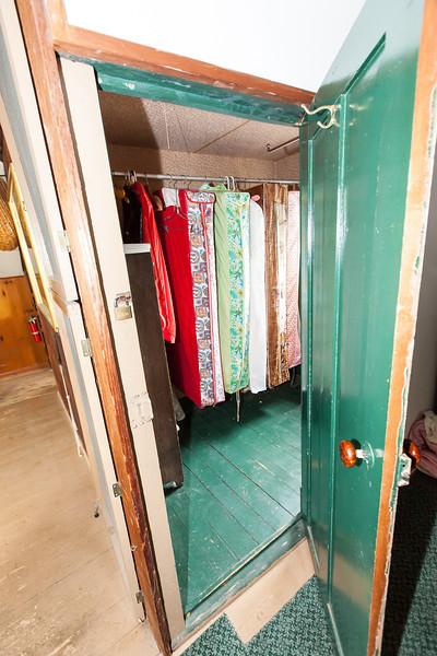 Studio storage (off of stairs)