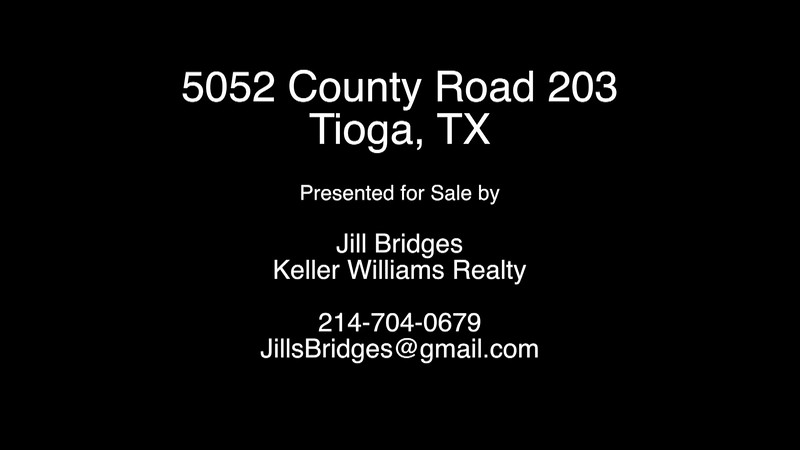 5052 CR 203 Tioga Texas