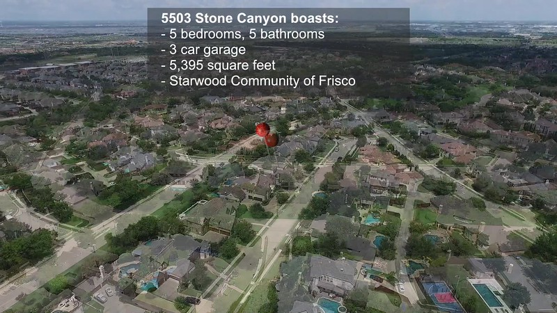 5503 Stone Canyon Drive, Frisco, Texas