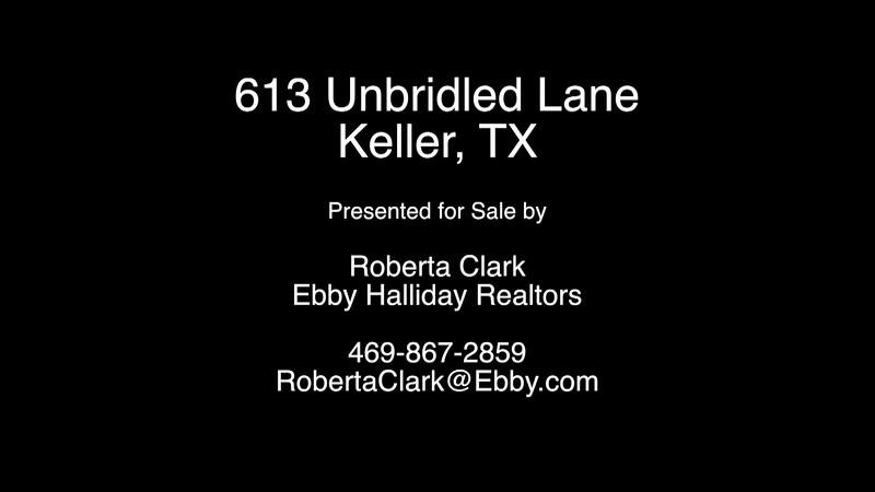 613 Unbridled Lane - Keller, TX