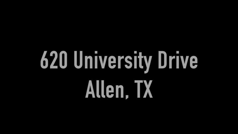 620 University Drive - Allen Texas