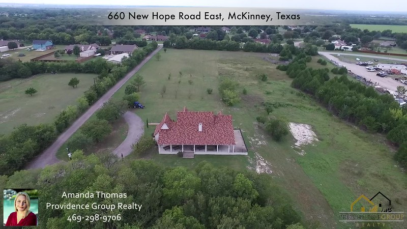 660 New Hope Road East, McKinney, Texas