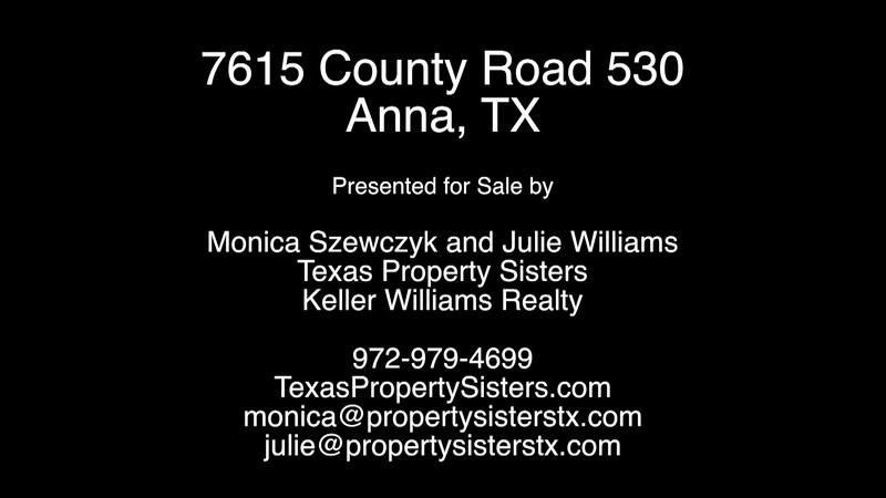 7615 CR 530, Anna, TX