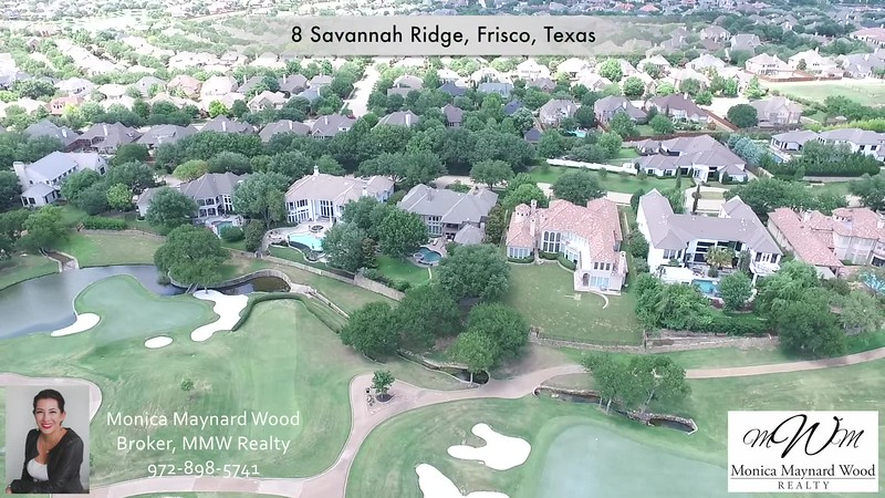 8 Savannah Ridge, Frisco, Texas