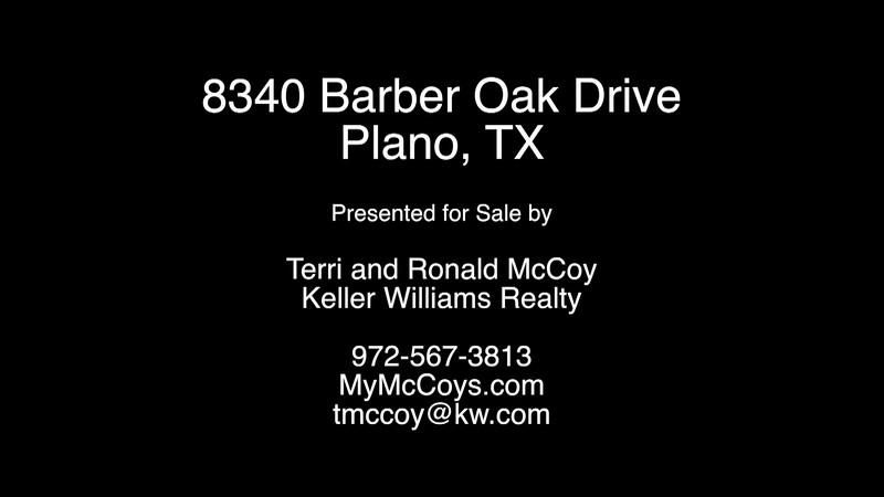 8340 Barber Oak Drive
