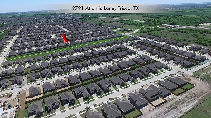 9791 Atlantic Lane, Frisco, TX
