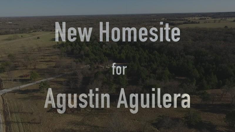 Agustin Aguilera Homesite
