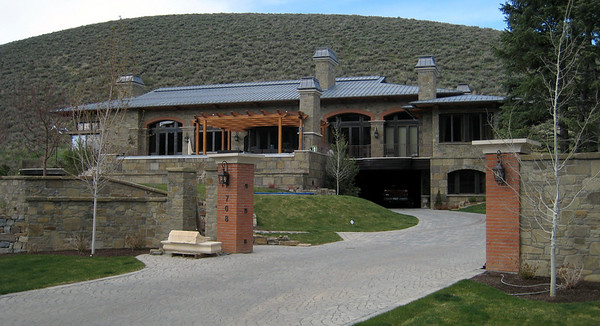 Canyon Run homes - Ketchum, ID