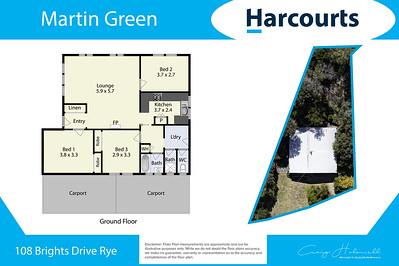 Martin Harcourts Floorplan