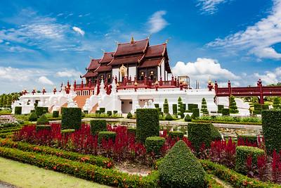 Royal Flora Park Rajapruek