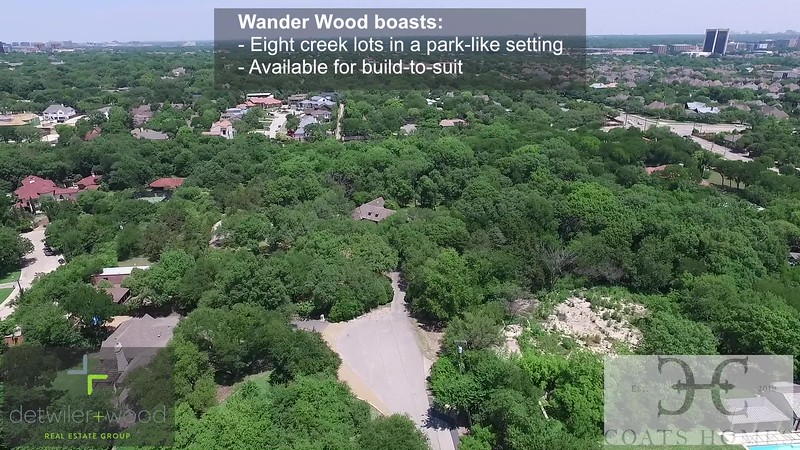 Wander Wood - Dallas, Texas
