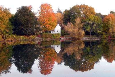 Carbuncle Pond, Oxford, MA
