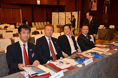 Delegates from ERA Japan