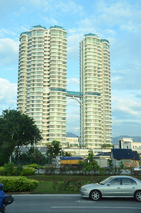 Penang's version of Twin Tower