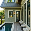 A pool on the deck of the HGTV Dream Home 2013 located on Kiawah Island in South Carolina.