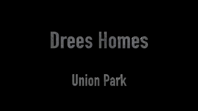 Drees Homes in Union Park