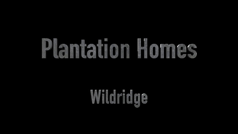 Plantation Homes in Wildridge