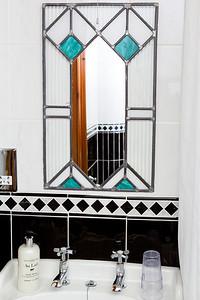 Handmade mirror . bedroom 2 - twin