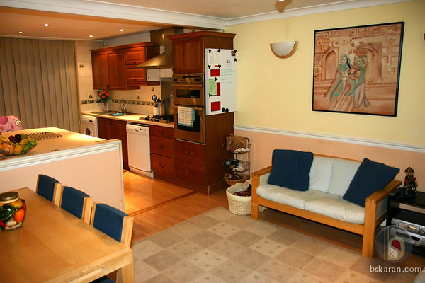 Open plan dining & Kitchen - Ground floor