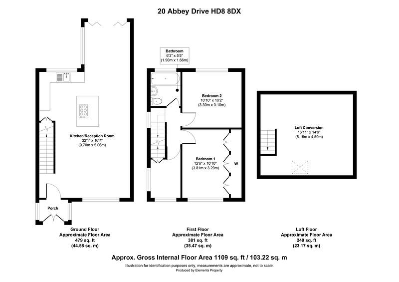 20 Abbey Drive HD8 8DX