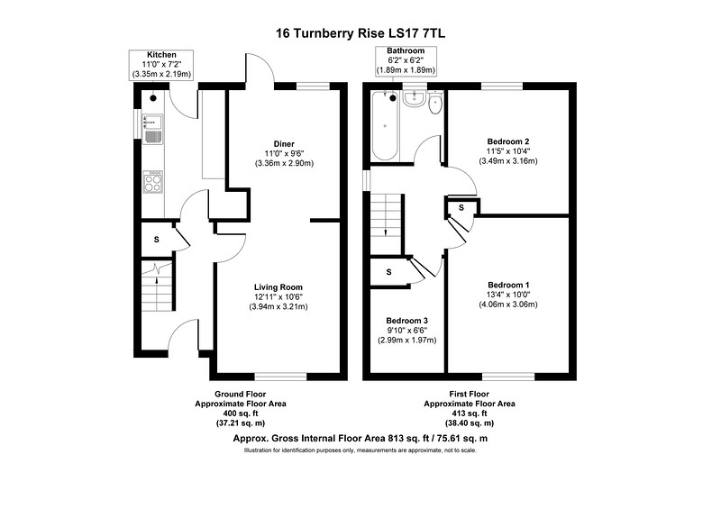 16 Turnberry Rise LS17 7TL