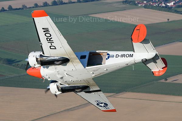 2020-08-16 D-IROM Beech 18