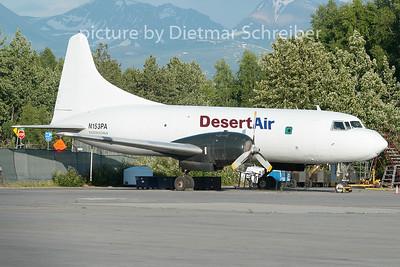 2010-06-13 N153PA Convair 240 Desert Air