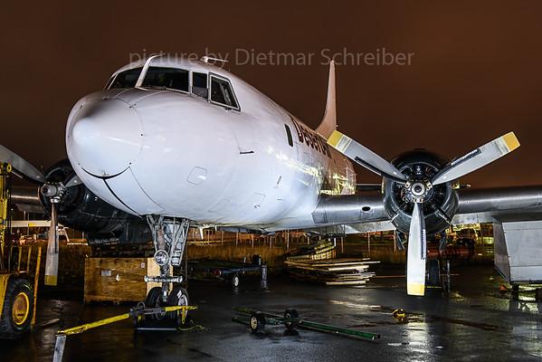 2019-09-29 N153PA Convair 240Desert Air