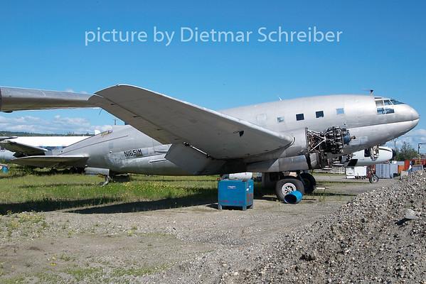 2010-06-14 N1651M Curtiss C46